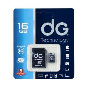 Memoria MicroSD 16GB